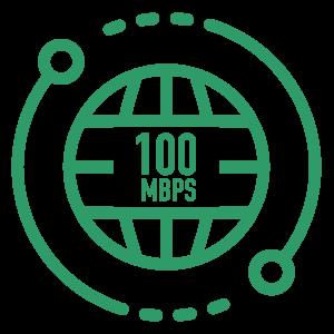 Basic Internet 100 mbps